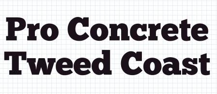 Pro Concrete Tweed Coast