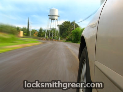 Locksmith Greer