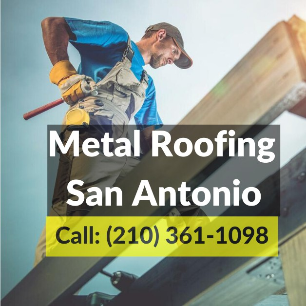 Metal Roofing San Antonio