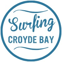 Surfing Croyde Bay