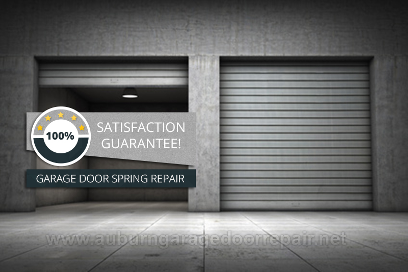 Auburn Garage Repair Services