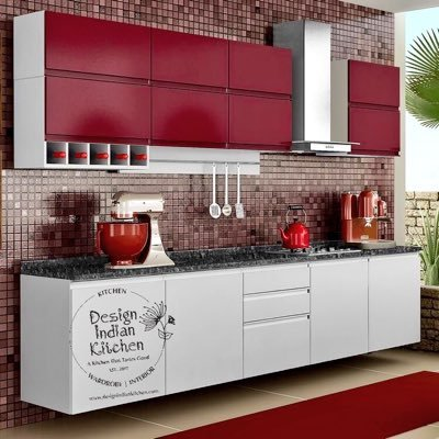 Design Indian Kitchen