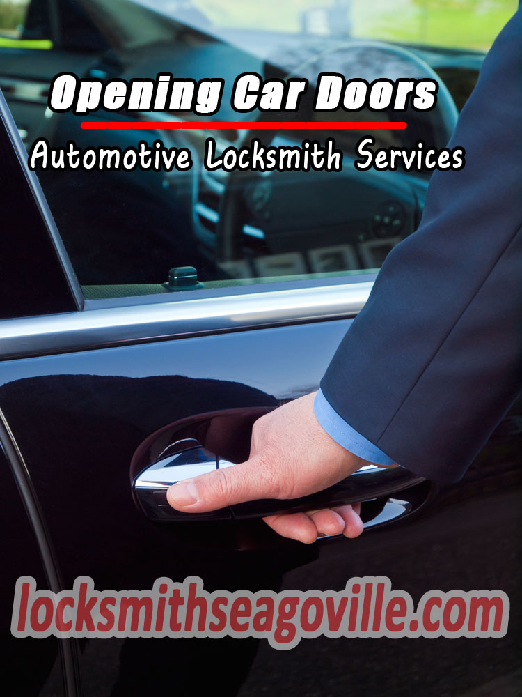 Locksmith In Seagoville