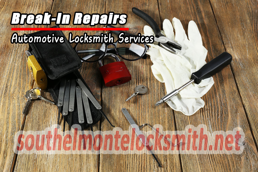 Super El Monte Locksmith