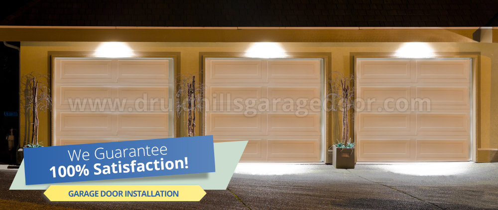 Druid Hills Garage Door