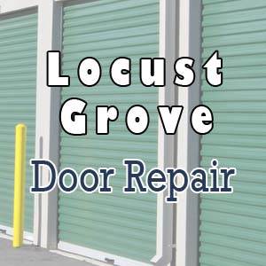 Locust Grove Door Repair