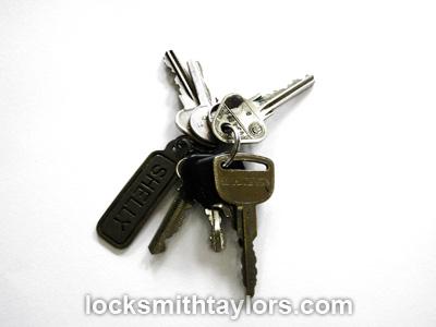 Locksmith Master Taylor