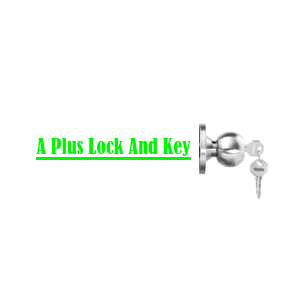A Plus Lock And Key