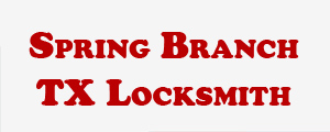 Spring Branch TX Locksmith