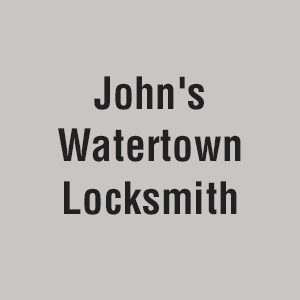 Johns Watertown Locksmith
