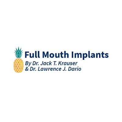 Full Mouth Dental Implants & Dentures - Jack T. Krauser, DMD
