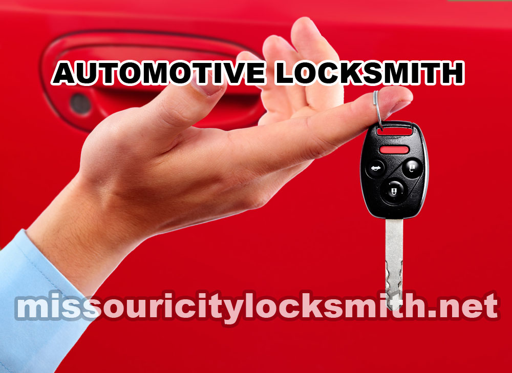 Missouri City Locksmith