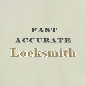 Fast Accurate Locksmith