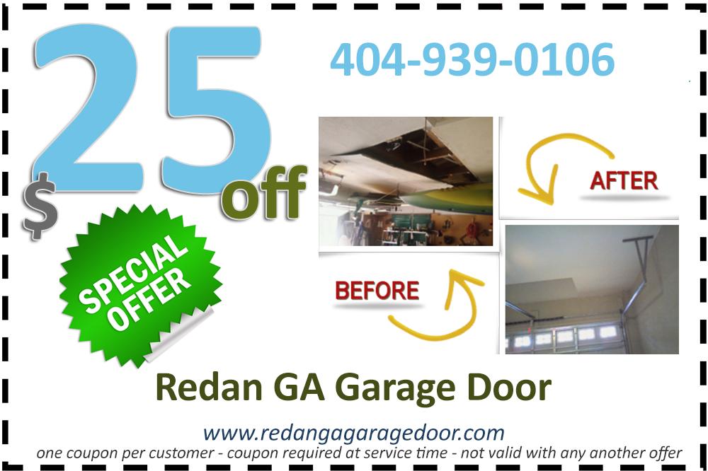 Redan GA Garage Door