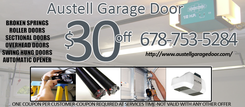 Austell Garage Door