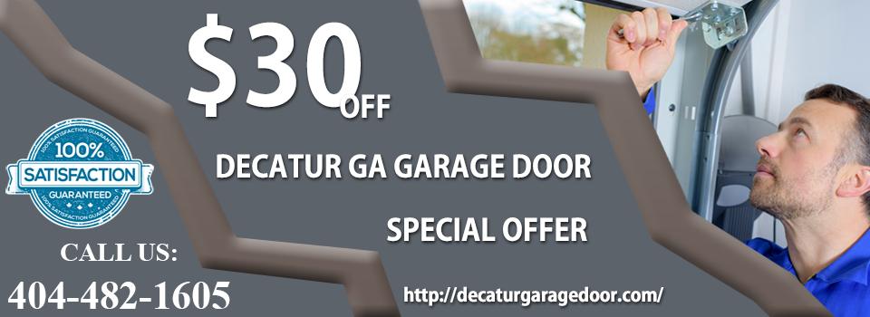 Decatur GA Garage Door