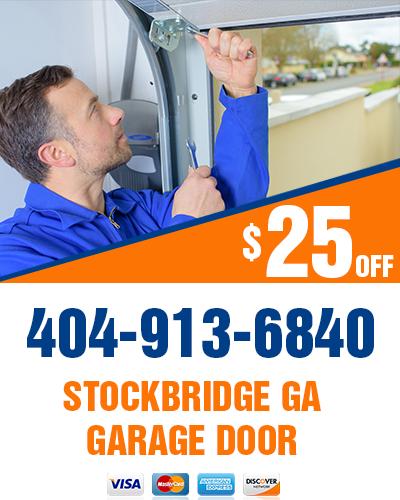 Stockbridge GA Garage Door