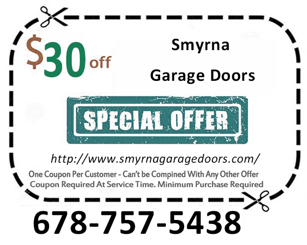 Smyrna Garage Doors