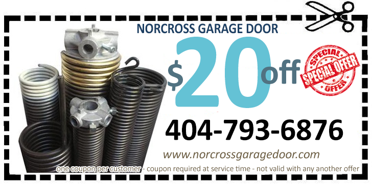 Norcross Garage Door