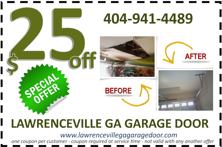 Lawrenceville GA Garage Door