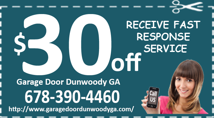 Garage Door Dunwoody GA