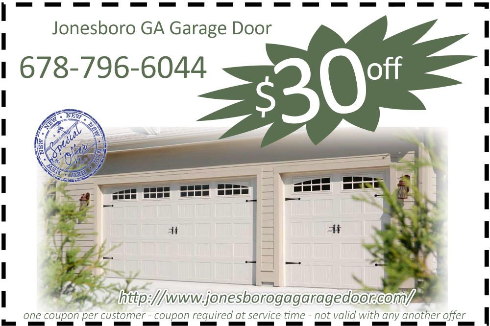 Jonesboro GA Garage Door