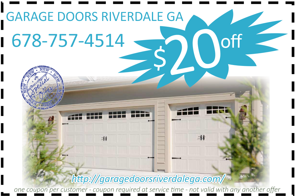 Garage Doors Riverdale GA