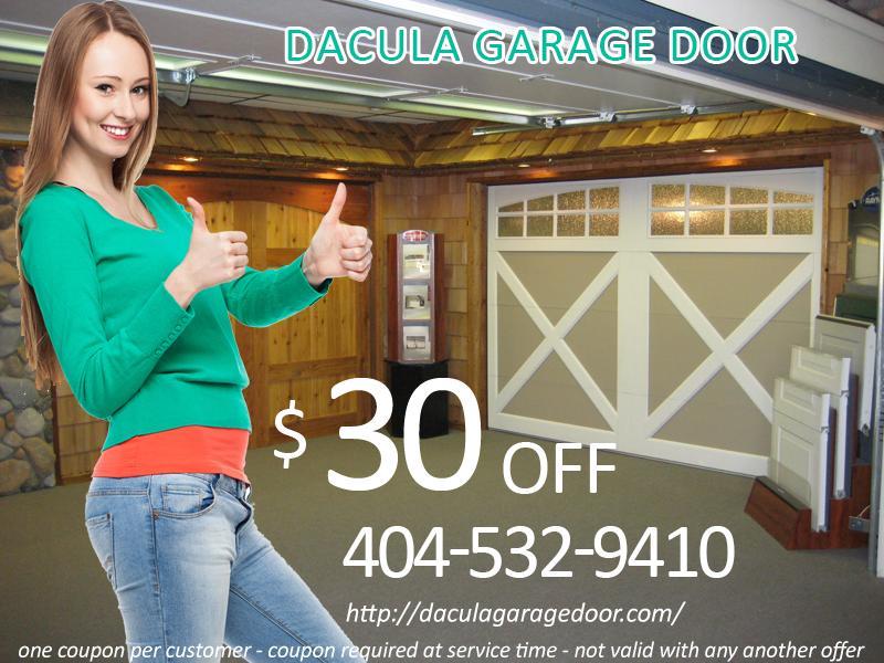 Dacula Garage Door