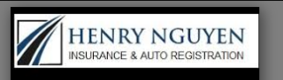 Henry Nguyen Insurance & Auto Registration