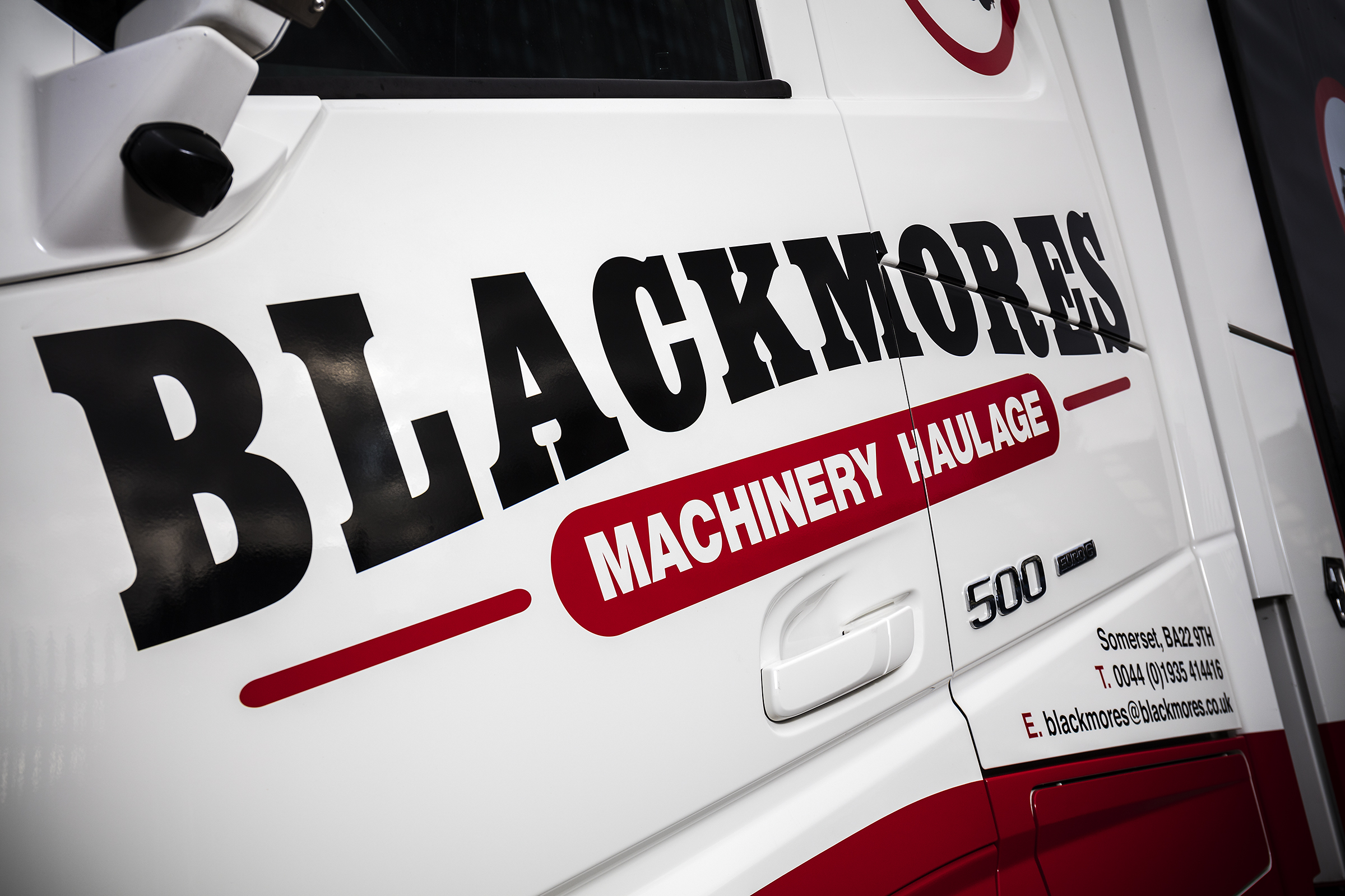 Blackmores Machinery Haulage Ltd