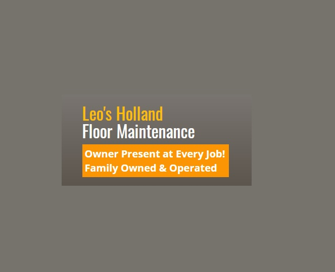 Leos Holland Floor Maintenance