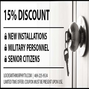 Locksmith Murphy TX