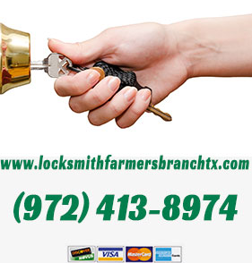 Locksmith Farmers Branch TX