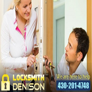 Locksmith Denison TX