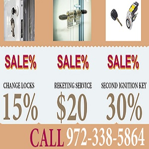Locksmith The Colony TX