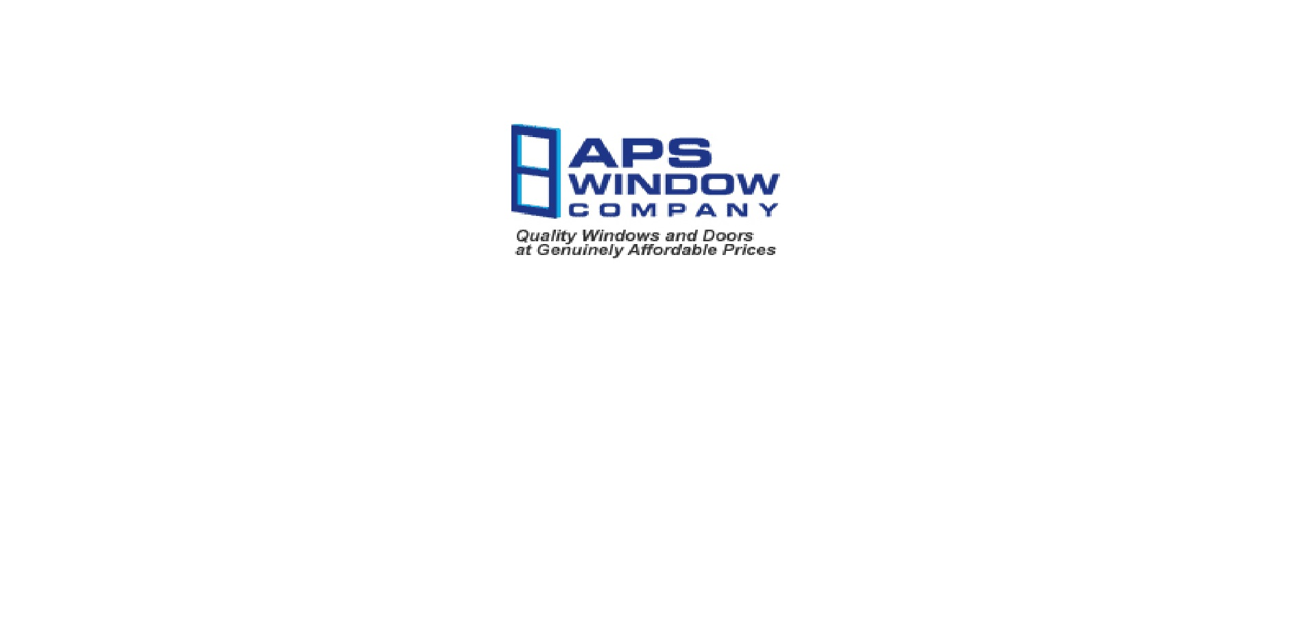 APS WINDOW COMPANY