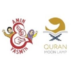 Quran Moon Lamp