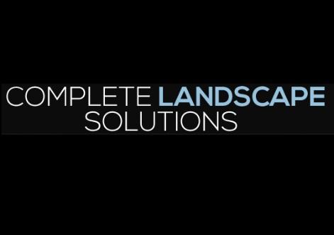 Complete Landscape Solutions