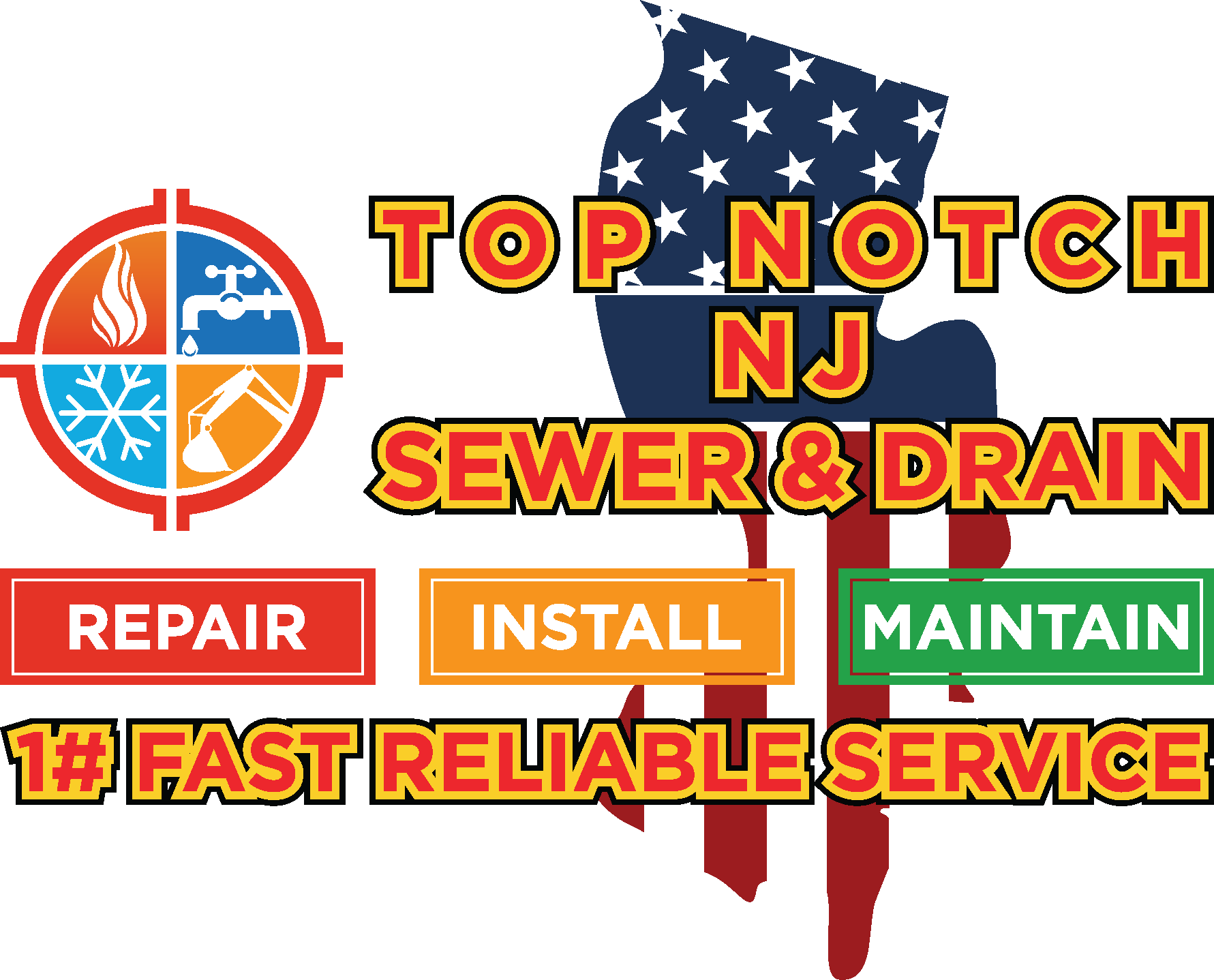 Top notch nj sewer & drain