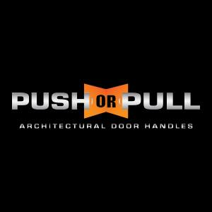 Push or Pull – Architectural Door Handles