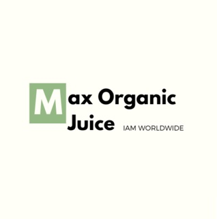 Max Organic Juice by IAM Worldwide