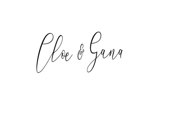 Cloe & Gana