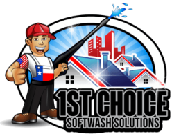 1st Choice Softwash Pressure Washing