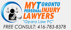 My Toronto Personal Injury Lawyers