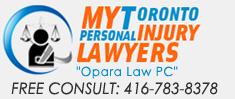 My Toronto Personal Injury Lawyers