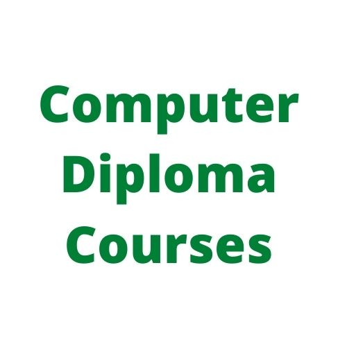 Computer Diploma Courses