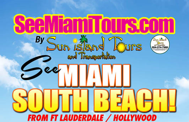 Sun Island Tours and Transportation Inc.