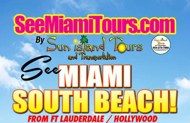Sun Island Tours and Transportation Inc.