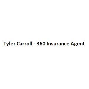 Tyler Carroll - 360 Insurance Agent