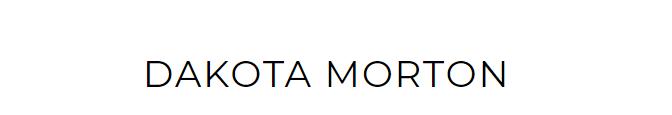 Dakota Morton